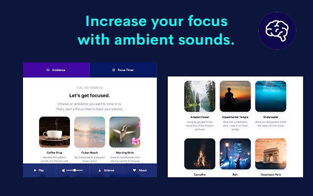 Rofocus: Increase your Focus and Productivity