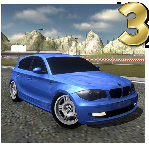 DRIVING IN CITY DRIFT SCHOOL SIMULATOR 18 (game)