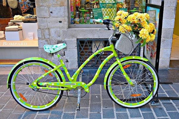 Una bici a pois di l_aura