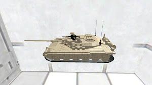 謎のオリジナル戦車