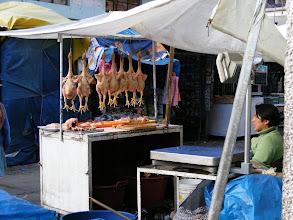Photo: The local butcher!