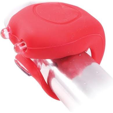 Clean Motion Beam Bug Combo, Red Taillight/Black Headlight alternate image 0