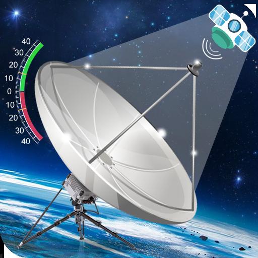 satfinder (Aline antenna) Geo area Calculator – Apps on