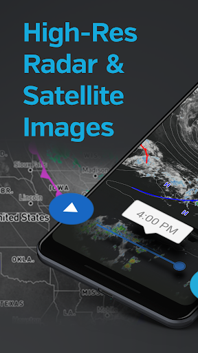 Weather data & microclimate : Weather Underground Apk 1