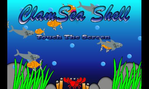 ClamSea Shell