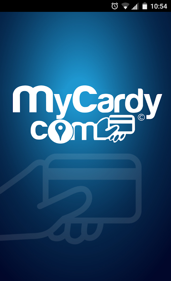 MyCardy- screenshot