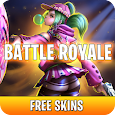 Skins Battle Royale - Free Skins daily