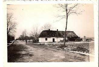 Photo: Milec. Homestead in Poland