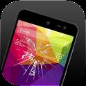 Crack Screen Your Phone Prank icon