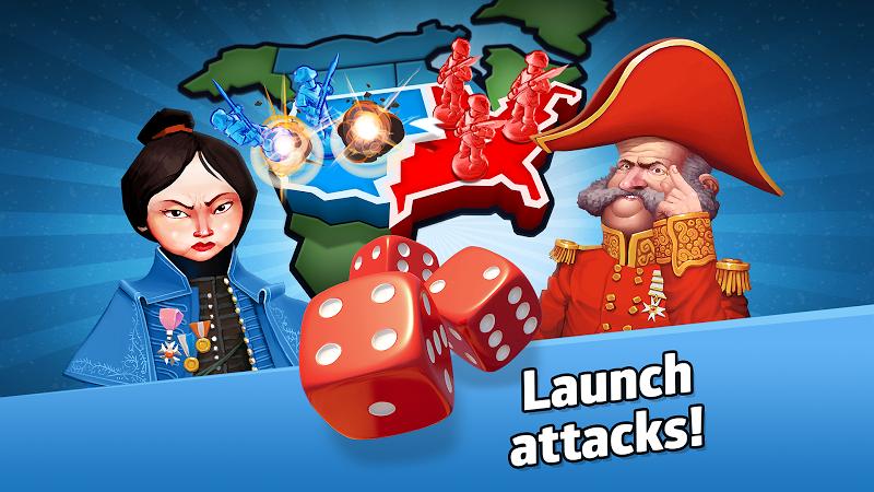 RISK: Global Domination Screenshot 16