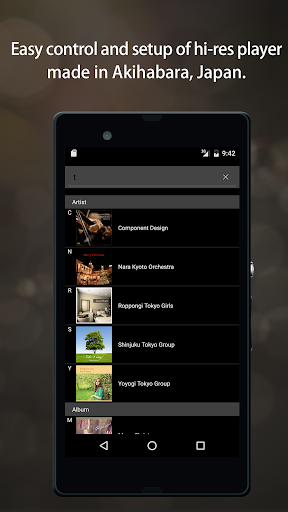 Hi-Res Music Player HYSOLID 1.1 Windows u7528 4