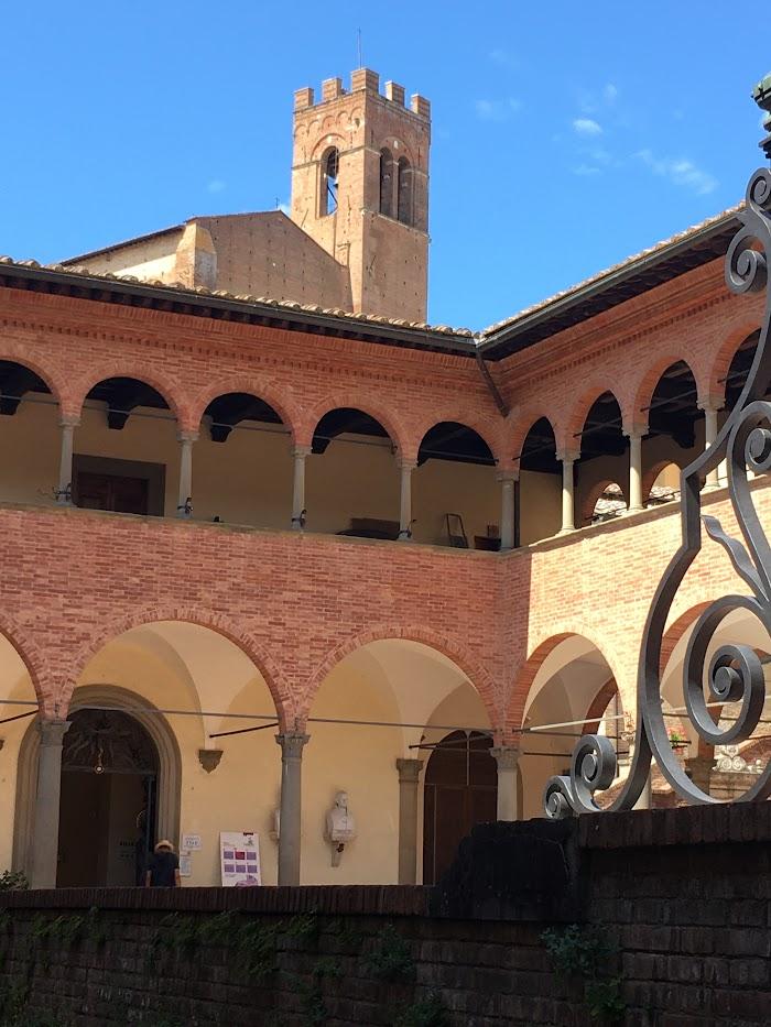 Santuario e Oratorio di Santa Caterina in Fontebranda