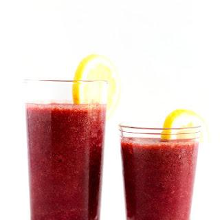 Hydrating Cherry-Grape Lemonade Smoothie Recipe