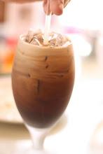 Photo: Thai iced coffee