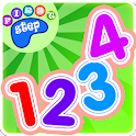 Game for kids - counting 123 icon