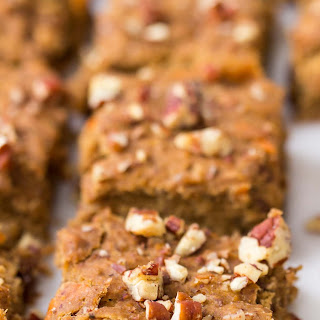 Morning Glory Quinoa Breakfast Bars