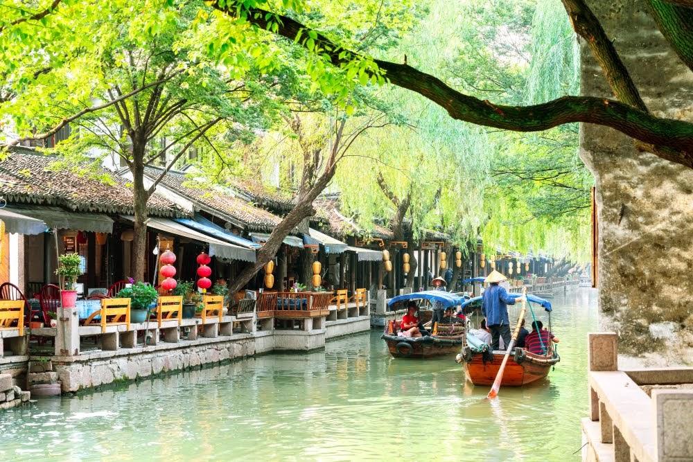 lo mejor de Shanghai