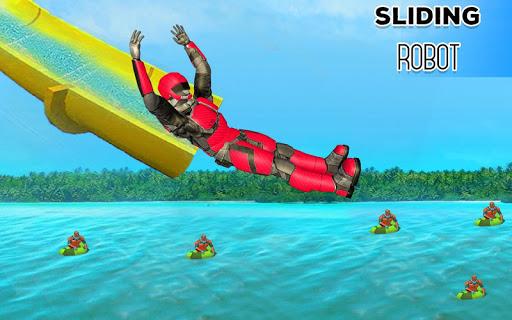 Robot Water Slide 1.0.9 screenshots 14