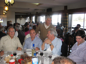 Photo: Antunes, Marques, Porfirio e genro