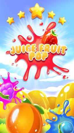 Juice Fruit Pop: Match 3 1.03 screenshot 307548