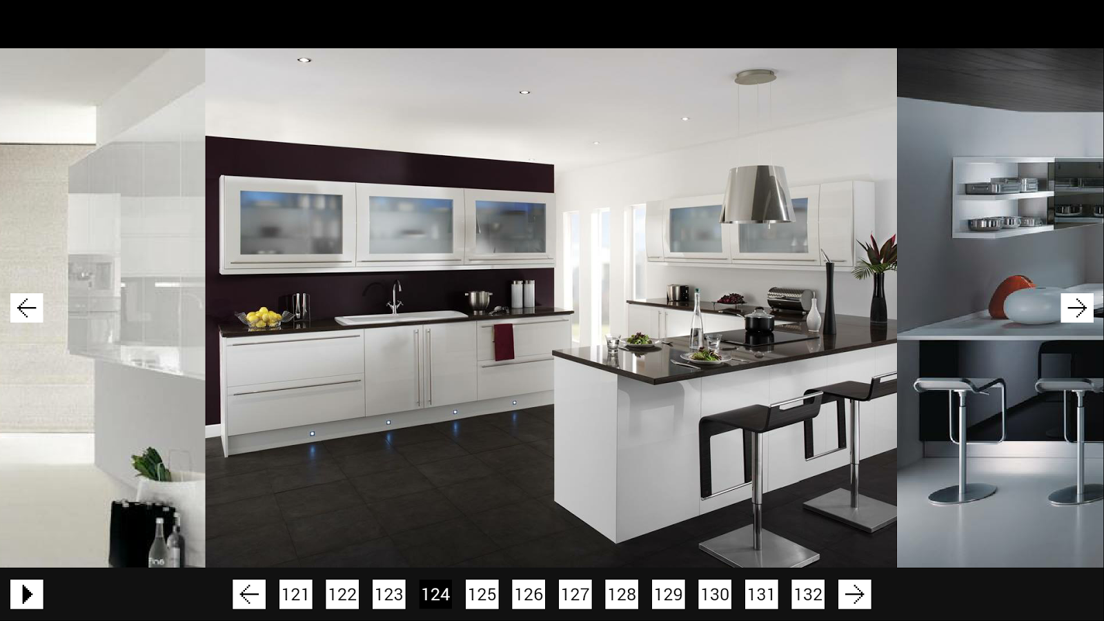 Kitchen decor ideas android apps on google play for Kitchen ideas app