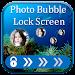 Bubble Pic Aquarium LockScreen icon