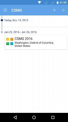 android CSMG Community Screenshot 0