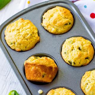 Jalapeno Cornbread Muffins.