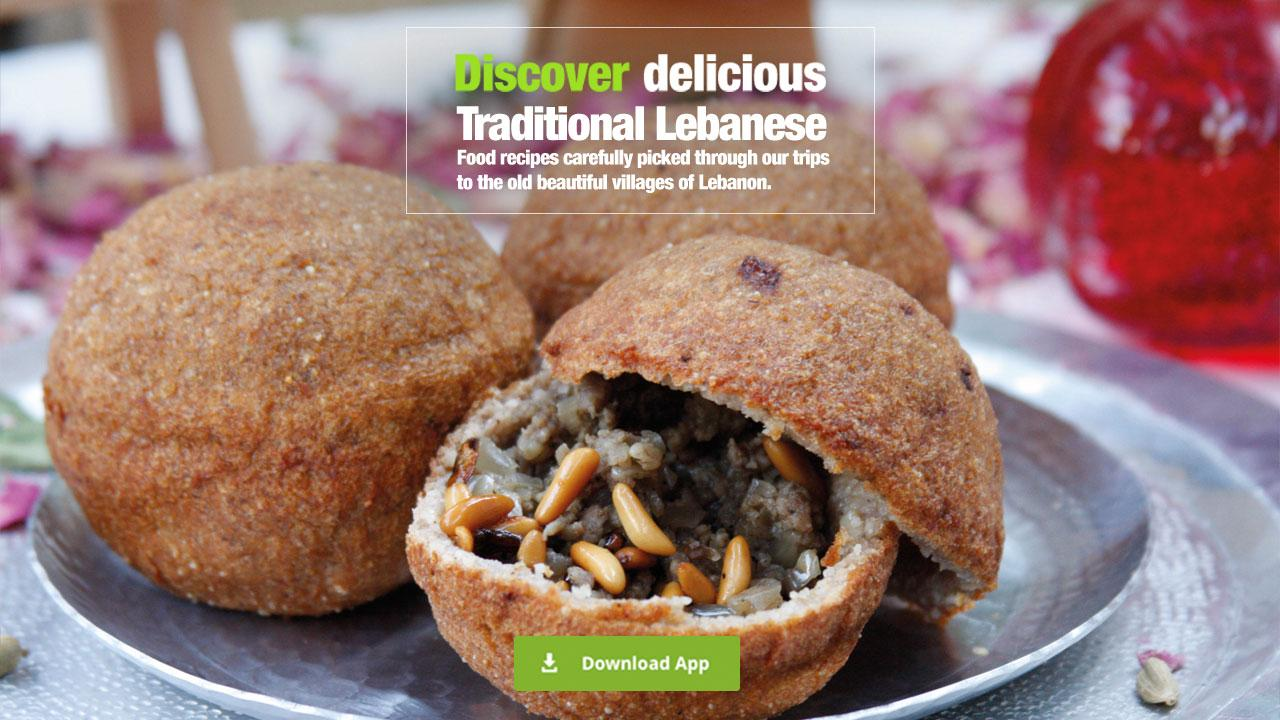 Lebanese food android apps on google play for Authentic lebanese cuisine