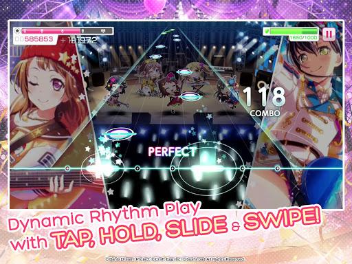BanG Dream! Girls Band Party! modavailable screenshots 8