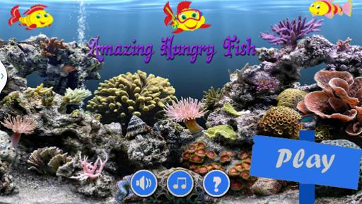 Amazing Hungry Fish