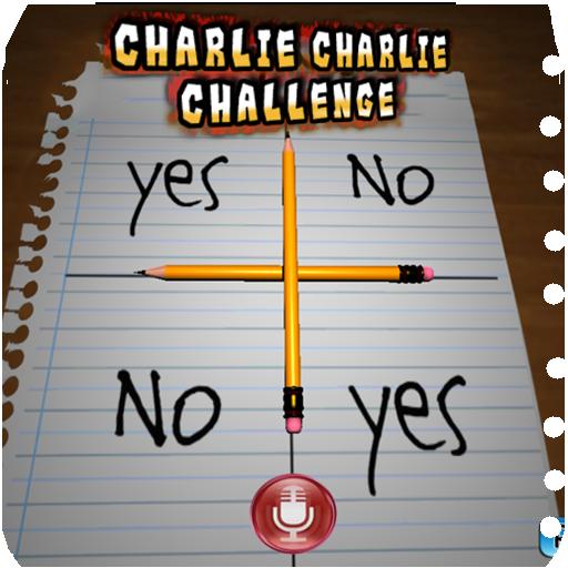 冒險App|Charlie Charlie Challenge LOGO-3C達人阿輝的APP