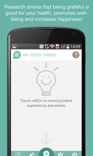 Mindfit - stop negative thinking screenshot