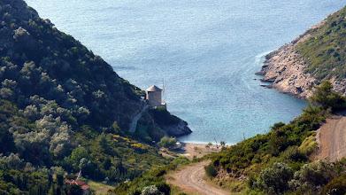 Photo: We see a few small beaches