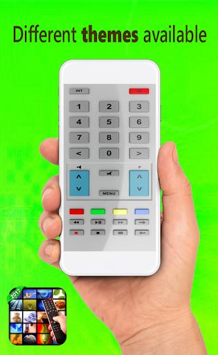 Remote Control All TV for PC
