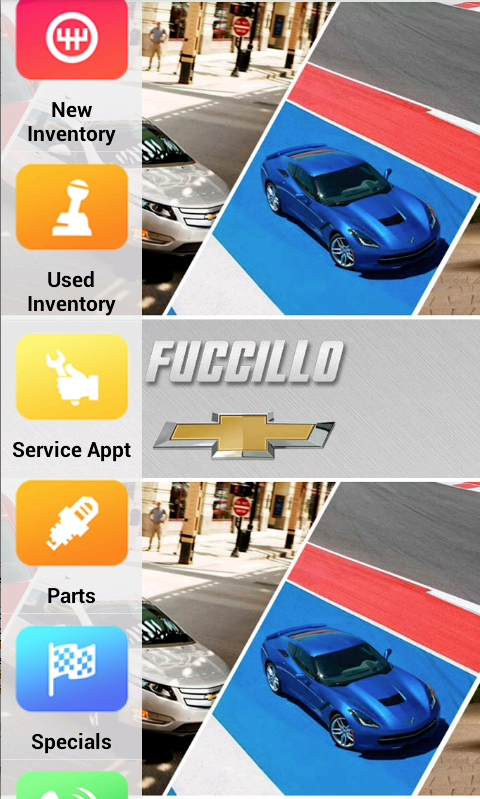 Fuccillo Chevy of Grand Island- screenshot