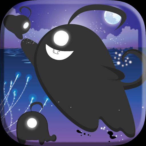·UMMO·:神秘生物的海洋星球跳躍大冒險 街機 LOGO-玩APPs