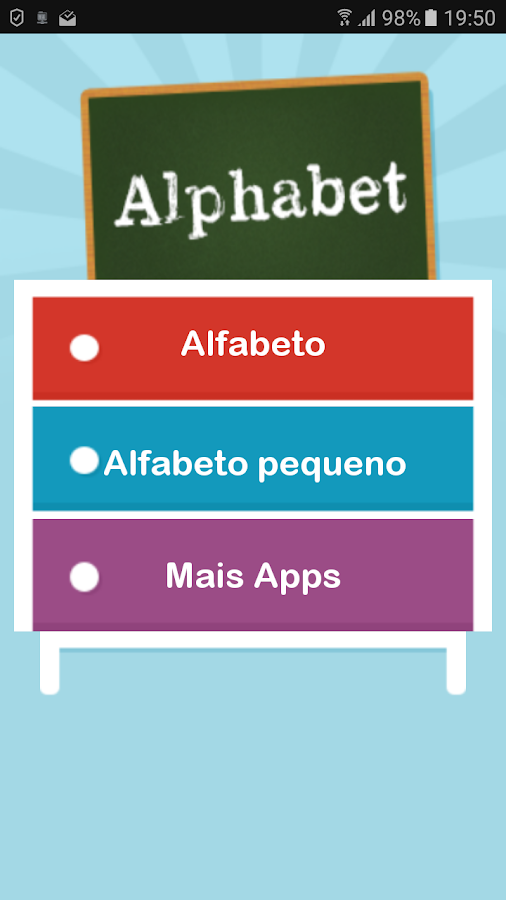 Alfabeto by Seutec Inc.- screenshot