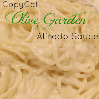 Olive Garden Sauce Recipes