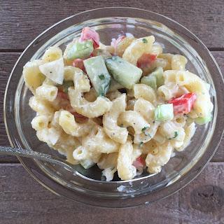 THM-Friendly Macaroni Salad {THM-S}