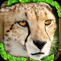 Cheetah Simulator icon