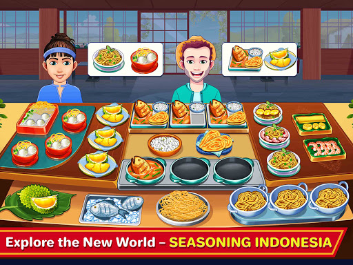 Indian Cooking Madness - Restaurant Cooking Games apkmr screenshots 9