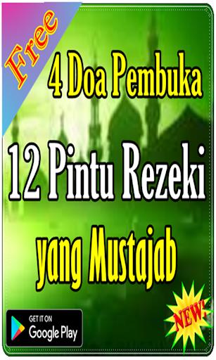 4 Doa Pembuka 12 Pintu Rezeki yang Mustajab