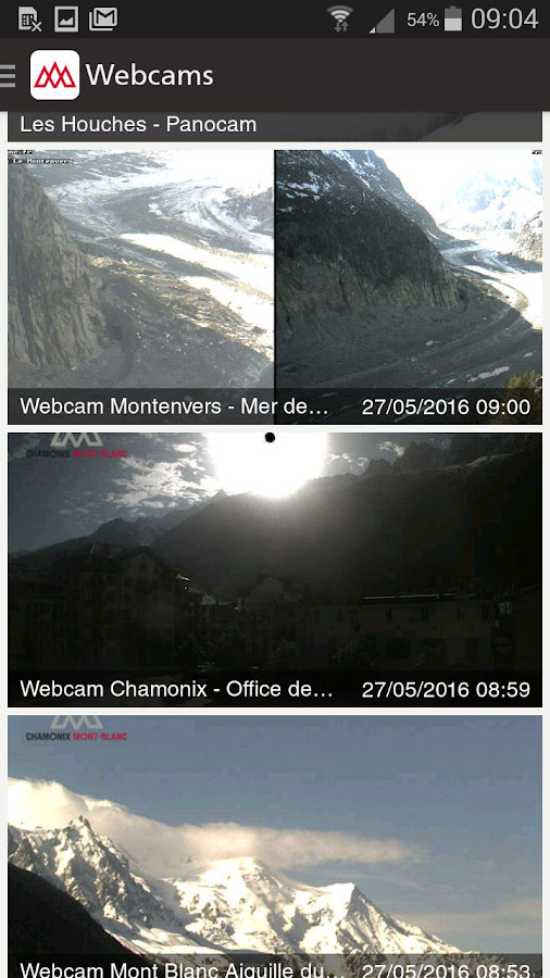Chamonix- screenshot