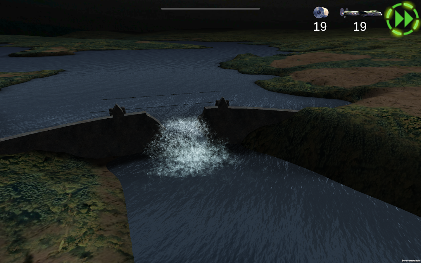 The Dambusters- screenshot