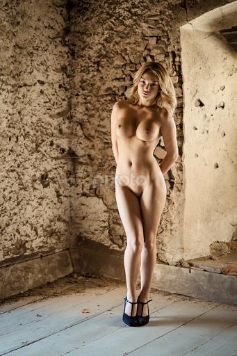 Big ass german nude woman
