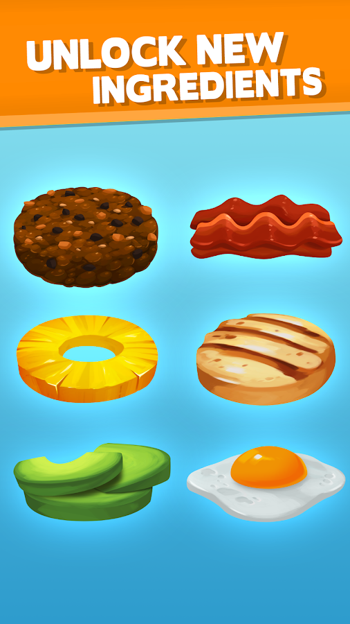 Sky Burger- screenshot
