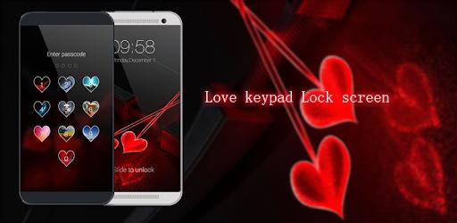 Love Keypad Lock Screen - Apps on Google Play