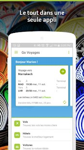 Go Voyages - Vols & Hôtels - náhled