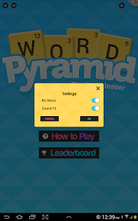 Word Pyramids - Word Puzzles- screenshot thumbnail